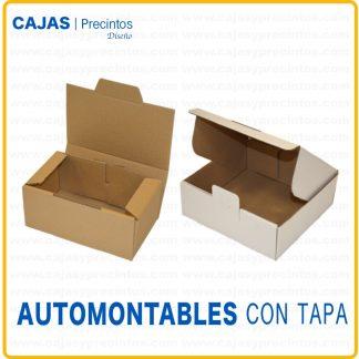Automontables con Tapa