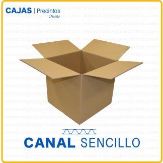 Canal Sencillo