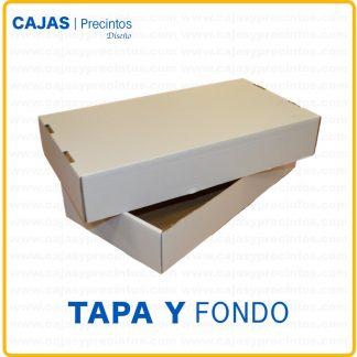 Tapa y Fondo